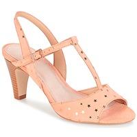 鞋子 女士 凉鞋 André BETY 玫瑰色