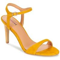 鞋子 女士 凉鞋 André SAXO 黄色
