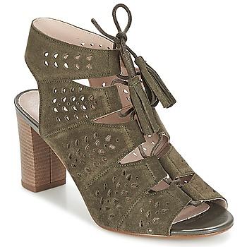 鞋子 女士 涼鞋 André THEI 卡其色