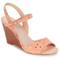 鞋子 女士 凉鞋 André BECKY 玫瑰色