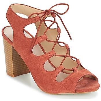 鞋子 女士 涼鞋 André LAETITIA 玫瑰色