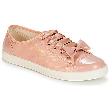 鞋子 女士 球鞋基本款 André BOUTIQUE 玫瑰色