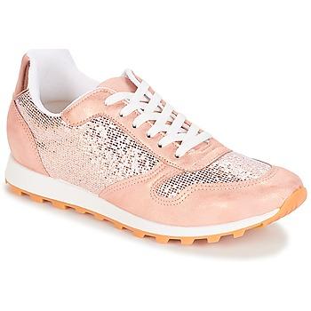 鞋子 女士 球鞋基本款 André RUNY 玫瑰色