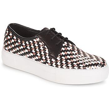 鞋子 女士 球鞋基本款 André NAT 黑色