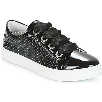 鞋子 女士 球鞋基本款 André BEST 黑色