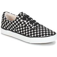 鞋子 女士 球鞋基本款 André FUSION Pois / 黑色