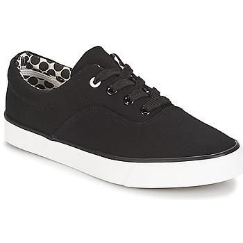 鞋子 女士 球鞋基本款 André FUSION 黑色