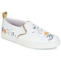 鞋子 女士 平底鞋 André CHARDON 白色