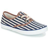 鞋子 女士 球鞋基本款 André MELON 蓝色