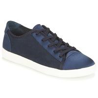 鞋子 女士 球鞋基本款 André DIGITAL 海蓝色