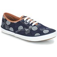 鞋子 女士 球鞋基本款 André COSMOS 海蓝色