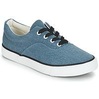 鞋子 女士 球鞋基本款 André FUSION 牛仔