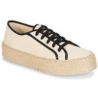 鞋子 女士 球鞋基本款 André LODGE 浅米色