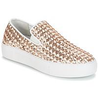 鞋子 女士 平底鞋 André TRESSE 金色
