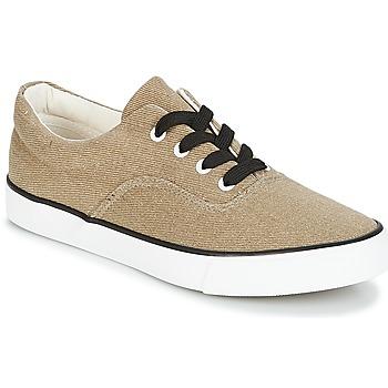 鞋子 女士 球鞋基本款 André FUSION 金色