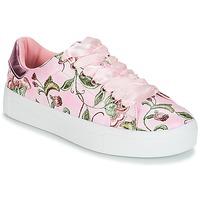 鞋子 女士 球鞋基本款 André POPY 玫瑰色