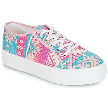 鞋子 女士 球鞋基本款 André KITE 玫瑰色