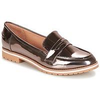 鞋子 女士 皮便鞋 André PORTLAND 银色