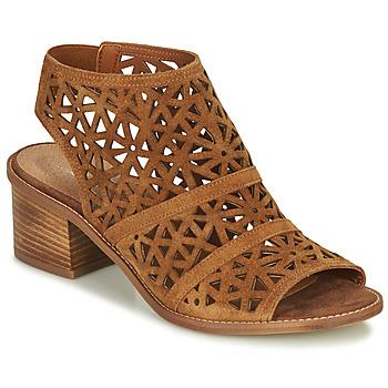 鞋子 女士 凉鞋 André CARIOCA 驼色