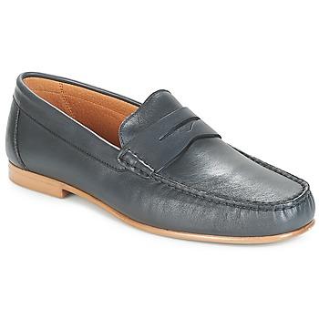 鞋子 男士 皮便鞋 André DIEGO 灰色