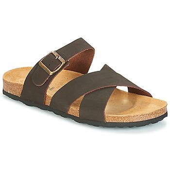 鞋子 男士 凉鞋 André MAUX 棕色