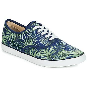 鞋子 男士 球鞋基本款 André TROPIQUE 海藍色