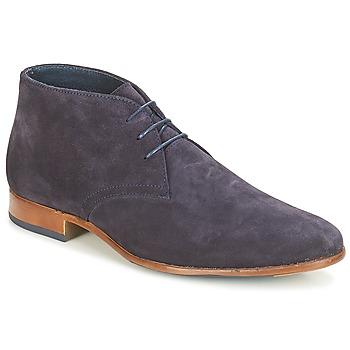 鞋子 男士 短筒靴 André VALLON 海蓝色