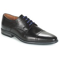 鞋子 男士 德比 André GALET 黑色