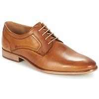 鞋子 男士 德比 André FLINT 驼色