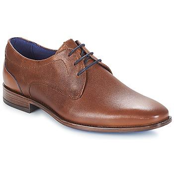 鞋子 男士 德比 André JACKY 驼色