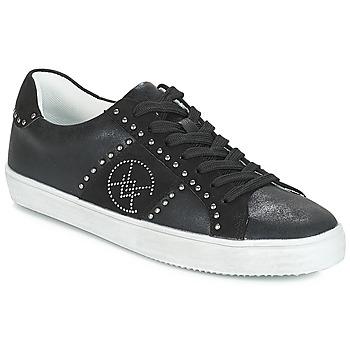 鞋子 女士 球鞋基本款 Chattawak BRESCIA 黑色