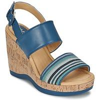 鞋子 女士 凉鞋 Hush puppies 暇步士 GRACE LUCCA 蓝色