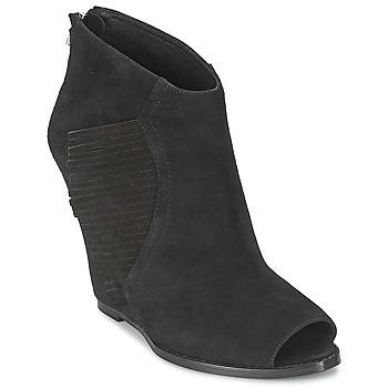 鞋子 女士 短靴 Ash 艾熙 LYNX 黑色
