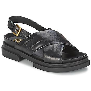 鞋子 女士 凉鞋 Ash 艾熙 SUE 黑色
