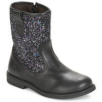 鞋子 女孩 短筒靴 Citrouille et Compagnie JUCKER 黑色