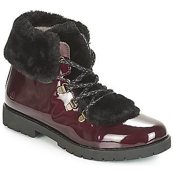 鞋子 女孩 短筒靴 Citrouille et Compagnie JUTTER 波尔多红