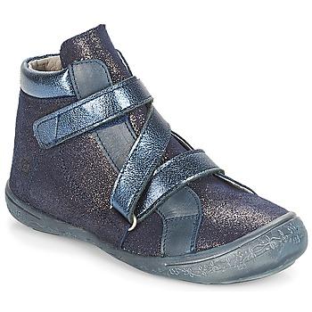 鞋子 女孩 短筒靴 Citrouille et Compagnie HISSOU 蓝色