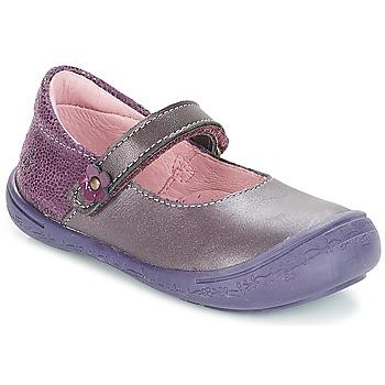 鞋子 女孩 平底鞋 Citrouille et Compagnie JITSONBU 紫罗兰