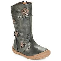 鞋子 女孩 都市靴 Citrouille et Compagnie JAMATIS 古銅色
