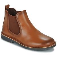 鞋子 男孩 短筒靴 Citrouille et Compagnie JOVETTE 駝色