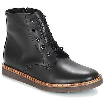 鞋子 儿童 短筒靴 Citrouille et Compagnie JENKI 黑色