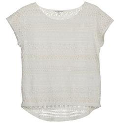 衣服 女士 短袖体恤 Best Mountain SOLI 白色