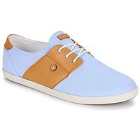 鞋子 球鞋基本款 Faguo CYPRESS13 蓝色 / 驼色