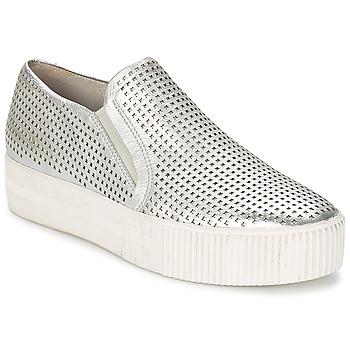 鞋子 女士 平底鞋 Ash 艾熙 KURT 银色