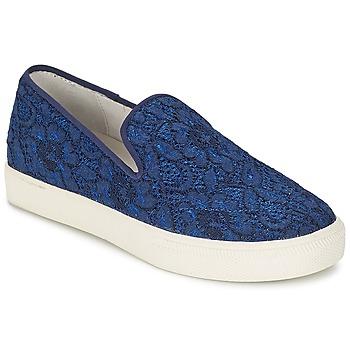鞋子 女士 平底鞋 Ash 艾熙 ILLUSION 蓝色