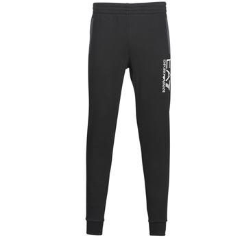 衣服 男士 厚褲子 EA7 EMPORIO ARMANI TRAIN TRITONAL M PANTS CH BR 黑色 / 灰色