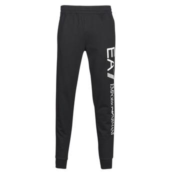 衣服 男士 厚裤子 EA7 EMPORIO ARMANI TRAIN TRITONAL M PANTS CH BR 黑色 / 白色