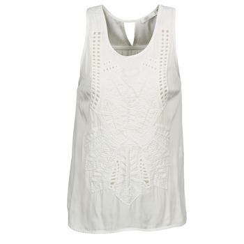 衣服 女士 无领短袖套衫/无袖T恤 See U Soon CHELSEA 白色 / 灰色