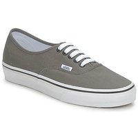 鞋子 男士 球鞋基本款 Vans 范斯 AUTHENTIC 灰色