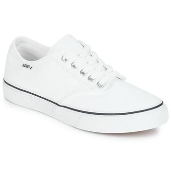 鞋子 女士 球鞋基本款 Vans 范斯 WN CAMDEN 1 白色